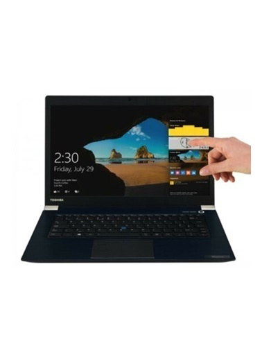 """Toshiba Toshiba Tecra X40D162, İ77500U 16Gb 512Gb Ssd 14"""" 14"""" Fhd Dokunmatik, Win10 Pro, Akik Notebook Mavi"""